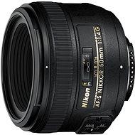 NIKKOR 50mm F/1.4G AF-S - Lens