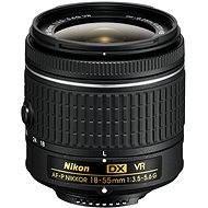 NIKKOR 18–55mm f/3.5–5.6G AF-P DX VR - Objektiv