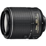 NIKKOR 55-200mm f/4.0-5.6G ED VR II black - Objektiv