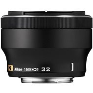 NIKKOR 32mm f/1.2 black - Objektiv