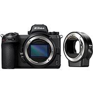 Nikon Z6 II + FTZ adaptér - Digitální fotoaparát
