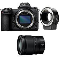 Nikon Z6 II + 24-70mm f/4 S + FTZ adaptér - Digitální fotoaparát