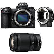 Nikon Z6 II + 24-200mm f/4-6.3 VR + FTZ adaptér - Digitální fotoaparát