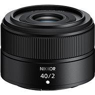 NIKKOR Z 40mm f/2  - Objektiv