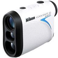 Nikon LRF CooolShot 20 bílý - Laserový dálkoměr