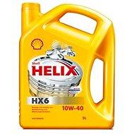 SHELL HELIX HX6 10W-40 4l - Motorový olej