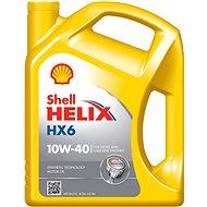 Shell HELIX HX6 10W-40 5l - Motor Oil