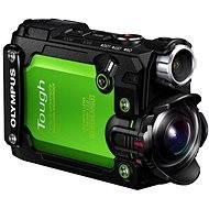 Olympus TOUGH TG-Tracker zelený - Digitální kamera