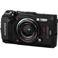 Olympus TOUGH TG-5 černý - Digitální fotoaparát