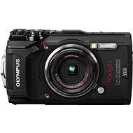 Olympus TOUGH TG-5 černý + Maxi Kit - Digitální fotoaparát