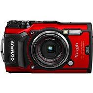 Olympus TOUGH TG-5 červený + Maxi Kit - Digitální fotoaparát