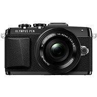 Olympus PEN E-PL7 černý + objektiv 14-42mm Pancake Zoom - Digitální fotoaparát