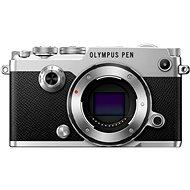 Olympus PEN-F tělo stříbrný - Digitální fotoaparát