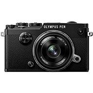 Olympus PEN-F černý + 17mm - Digitální fotoaparát