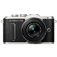 Olympus PEN E-PL8 černý + objektiv ED 14-42 II R černý - Digitální fotoaparát