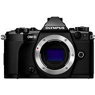 Olympus E-M5 Mark II tělo černé - Digitální fotoaparát