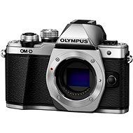 Olympus E-M10 Mark II - Portrétní Kit stříbrný - Digitální fotoaparát