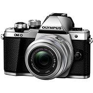 Olympus E-M10 Mark II silver/silver + 14-42mm II R - Digitální fotoaparát