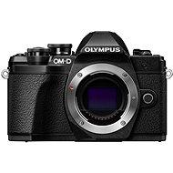 Olympus E-M10 Mark III tělo černé - Digitální fotoaparát