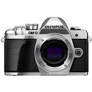 Olympus E-M10 Mark III stříbrný + 14-42 II R stříbrný + 40-150mm R stříbrný - Digitální fotoaparát