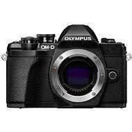 Olympus E-M10 Mark III černý + 14-42 II R černý + 40-150mm R černý - Digitální fotoaparát