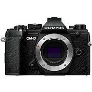 Olympus OM-D E-M5 Mark III tělo černý - Digitální fotoaparát