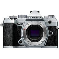 Olympus OM-D E-M5 Mark III tělo stříbrný - Digitální fotoaparát