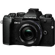 Olympus OM-D E-M5 Mark III + 14-42 mm EZ černý - Digitální fotoaparát