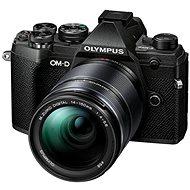 Olympus OM-D E-M5 Mark III + 14-150 mm II černý - Digitální fotoaparát