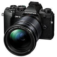 Olympus OM-D E-M5 Mark III + 12-200 mm černý - Digitální fotoaparát