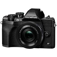 Olympus OM-D E-M10 Mark IV + 14-42 mm EZ černý - Digitální fotoaparát