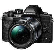 Olympus OM-D E-M10 Mark IV + 14-150 mm II černý - Digitální fotoaparát