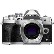 Olympus OM-D E-M10 Mark IV tělo stříbrný - Digitální fotoaparát