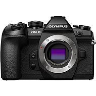 Olympus E-M1 Mark II Body Black - Digital Camera