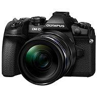 Olympus E-M1 Mark II černý + 12-40mm PRO černý - Digitální fotoaparát