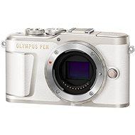 Olympus PEN E-PL9 tělo bílé - Digitální fotoaparát