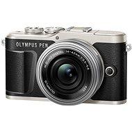 Olympus PEN E-PL9 černý + M.Zuiko Pancake 14-42mm - Digitální fotoaparát