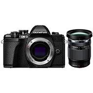Olympus E-M10 Mark III černý + 12-200mm černý - Digitální fotoaparát