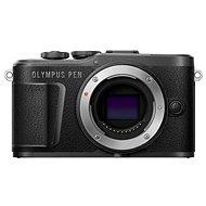 Olympus PEN E-PL10 tělo, černý - Digitální fotoaparát