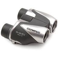 Olympus PC-I 12x25 stříbrný - Dalekohled