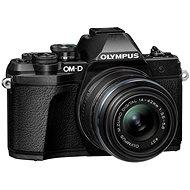 Olympus OM-D E-M10 Mark III S + 14-42mm II R černý