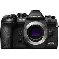 Olympus E-M1 Mark III tělo černé - Digitální fotoaparát