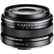 M.ZUIKO DIGITAL EW-M 17mm black - Lens