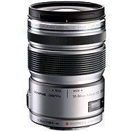 M. ZUIKO DIGITAL ED 12-50mm f/3.5-6.3 EZ silver - Objektiv