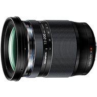 M.ZUIKO DIGITAL ED 12-200mm f/3.5-6.3 černý - Objektiv