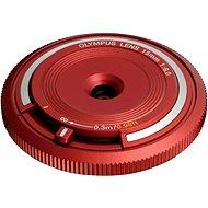 M.ZUIKO DIGITAL BCL 15mm f/8.0 red - Objektiv