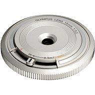 M.ZUIKO DIGITAL BCL 15mm f/8.0 silver - Objektiv