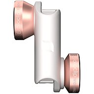 Olloclip 4in1 lens system Rose Gold/White - Objektiv