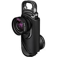 Olloclip core lens + 2 cases Black/Black pro iPhone 7 a iPhone 7 Plus - Objektiv