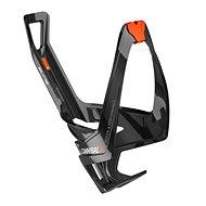 Košík na lahev Elite Cannibal XC lesklý černý/oranžový